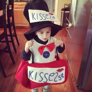 Chasing Fireflies Kissing Booth Costume Xs S